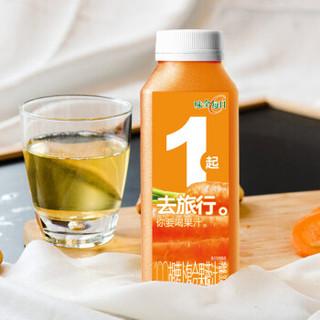 wei-chuan 味全 每日C 100%胡萝卜汁 300ml