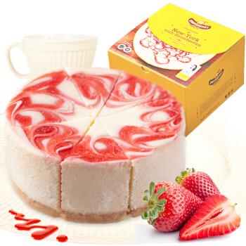 CHEESEBERRY 芝士百丽 草莓味 芝士蛋糕 520g