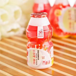 Lacsun 乐鲜 畅能乳酸菌饮料 草莓味 100ml*4瓶
