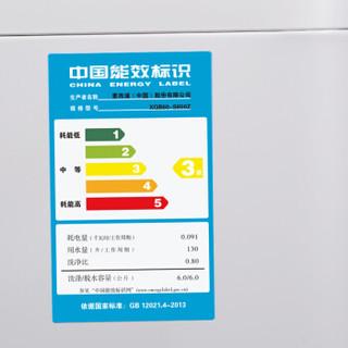 SANYO 三洋 XQB60-S650Z 6公斤 全自动波轮洗衣机