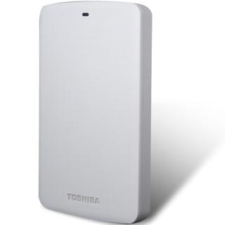 TOSHIBA 东芝 新北极熊系列 USB3.0 移动硬盘 3TB