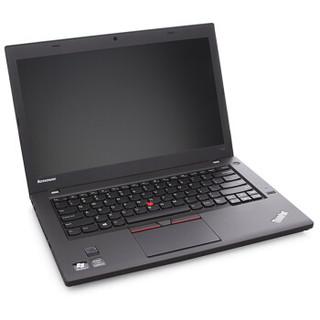 ThinkPad 思考本 T450 14英寸 笔记本电脑 (黑色、酷睿i5-5200U、4GB、192GB SSD、940M)