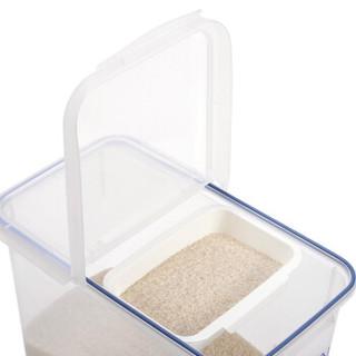 ASVEL 阿司倍鹭 750502 塑料储米桶箱 6kg