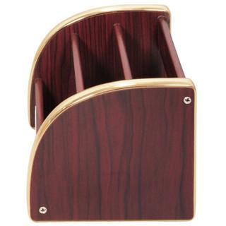 Glosen 金隆兴 C2021 收纳盒 木质金边 *5件