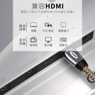 SAMZHE 山泽 SM-9902 HDMI数字高清线 豪华欧版