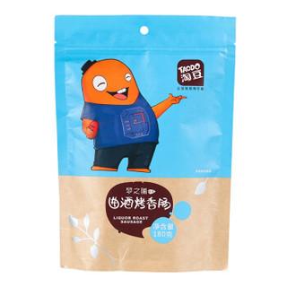 TAODO 淘豆 曲酒烤肉肠 180g