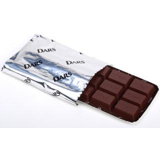 森永 Morinaga 达诗DARS 黑巧克力 43.2g 日本进口