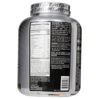 MUSCLETECH 肌肉科技 蛋白粉 巧克力花生酱味 5磅