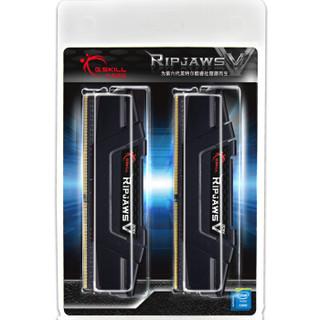 G.SKILL 芝奇 Ripjaws V DDR4 3200MHz 台式机内存 16GB(8GBx2)
