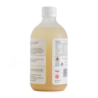 BIO ISLAND 有机柠檬生姜酵素口服液 (瓶装、500ml)