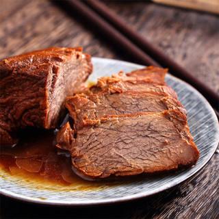 三珍斋 五香酱牛肉 (袋装、227g)