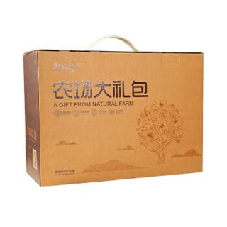 新农哥 农场大礼包 坚果零食礼盒 (1472g)