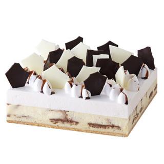 LE CAKE 诺心 雪域大理石芝士蛋糕 (2磅)