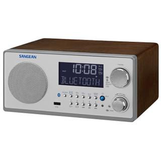 SANGEAN 山进 WR-22 台式收音机