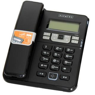 ALCATEL onetouch 阿尔卡特 T209 电话机