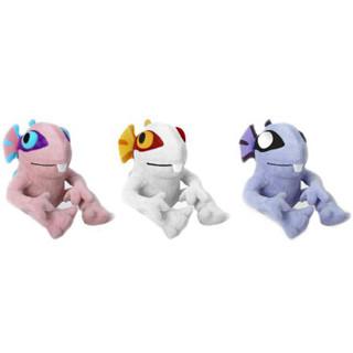 WOW 魔兽世界 紫色Lil 'Murk-eye 鱼人宝宝 毛绒玩偶