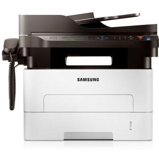 SAMSUNG 三星 SL-M2876HN 黑白激光一体机 (家庭打印,家庭办公,小型商用,大型办公、打印 扫描 复印 传真)