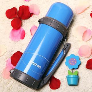 XILE 希乐 XB-1471  304不锈钢保温壶天蓝色 ( 1100ml)