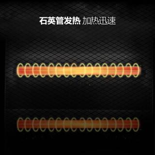 CHANGHONG 长虹 F012 石英管取暖器