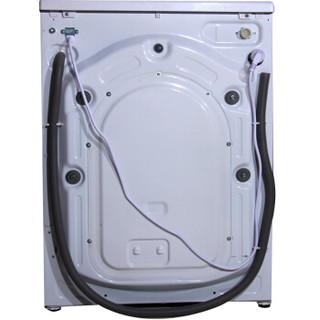 KONKA 康佳 XQG80-B12122W 滚筒洗衣机 8kg 月牙白
