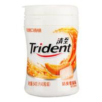 Trident 清至 无糖口香糖 (清爽蜜瓜、54g)