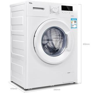 TCL XQG60-F12102TB 6公斤 变频滚筒洗衣机