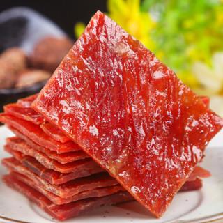 TAODO 淘豆 猪肉脯 烧烤原味 200g