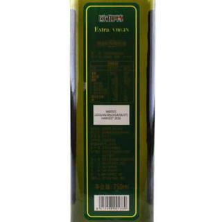 ExtraVIRGIN 欧伯特 特级初榨橄榄油 750ml*2瓶