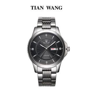 TIAN WANG 天王 GS3731S/DD 男款石英表 黑色