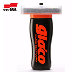 SOFT99 SF-04101 基础款玻璃油膜清洁剂 日本进口 *5件