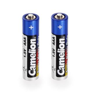 Camelion 飞狮 超能碳性7号电池 4节装