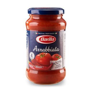 BARILLA 百味来 红辣椒风味番茄意面调味酱 400g