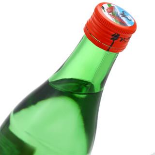 牛栏山 牛栏山大二锅头(绿瓶)46度 500ml *12瓶整箱装