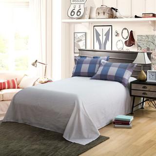 好伴侣 全棉高密印花双人床单四件套 1.5米床