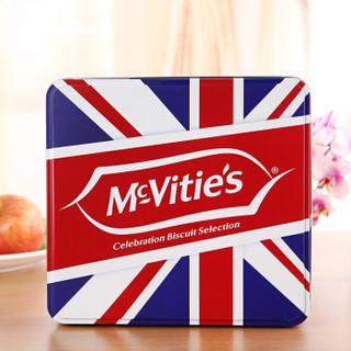 Mcvitie's 麦维他 全麦饼干爵士纪念礼盒装 475g