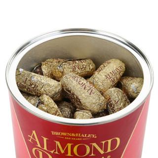 ALMOND ROCA 乐家 扁桃仁巧克力糖 美国进口 罐装822g
