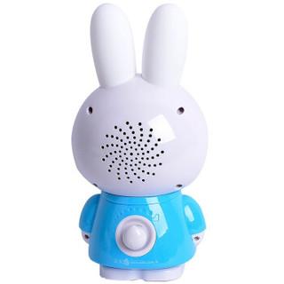 阿李罗火火兔 G6 儿童早教故事学习机 0-7岁婴幼儿宝宝益智玩具可充电下载 4G内存 蓝色
