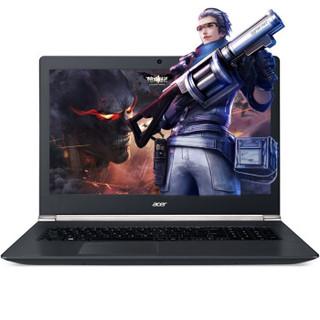 acer 宏碁 暗影骑士系列 暗影骑士 VN7-791G 17.3英寸 笔记本电脑 酷睿i7-4720HQ 8GB 60GB SSD+1TB HDD GTX 960M 4G 黑色