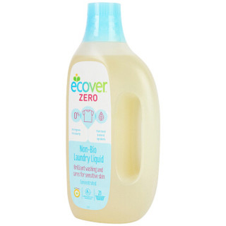 ECOVER 无香型洗衣液 (1.5L)