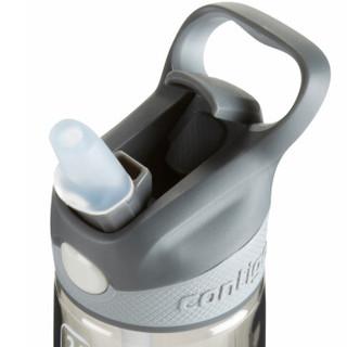 contigo 防漏运动吸管杯 HBC-ADN010 灰色 750ML