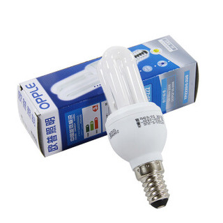 OPPLE 欧普 2U-Y5W 节能灯 E14
