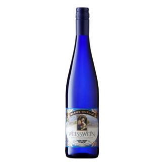Blaue Quelle 圣母之泉 半甜白葡萄酒 ( 750ml*3)