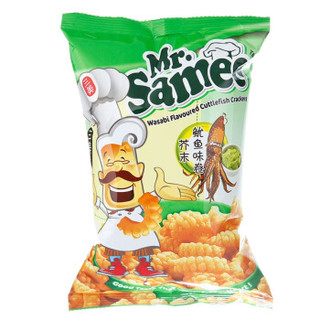 Mr.Samee 三美先生 芥末鱿鱼味卷 ( 70g)