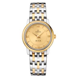 OMEGA 欧米茄 碟飞系列 424.20.27.60.08.001 女士时装腕表