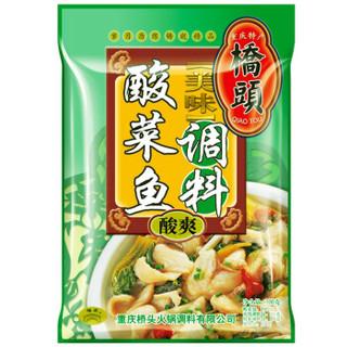 桥头 美味酸菜鱼调料 300g