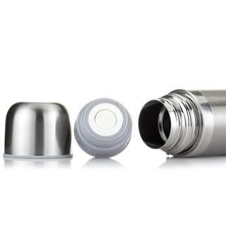 SINAIER 斯奈尔 HC-01-500 保温杯 不锈钢本色 500ml