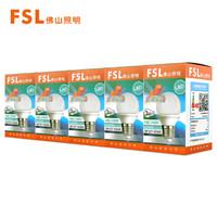 FSL 佛山照明 E27水晶系列 LED球泡节能灯 3W