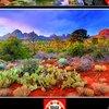EDUCA 16324 红岩峡谷的黎明 进口拼图 4000片