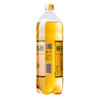 秋林 格瓦斯 Qiulin  发酵饮料 1.5L*6瓶