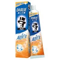 DARLIE 黑人 超白牙膏 清新薄荷 140g *2件